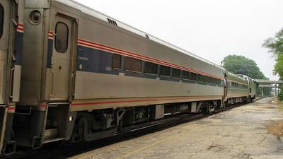 15 Amtrak Saluki Rail Trip