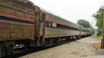16 Amtrak Saluki Rail Trip
