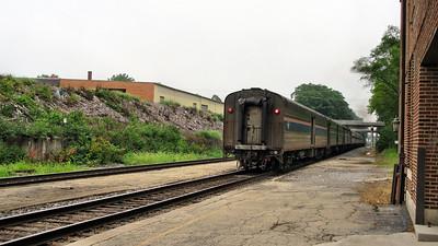 17 Amtrak Saluki Rail Trip