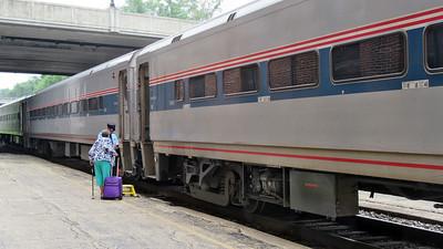 13 Amtrak Saluki Rail Trip