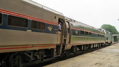 14 Amtrak Saluki Rail Trip