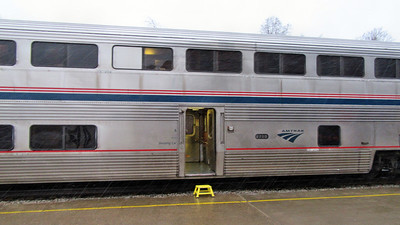 Chicago to Seattle on Amtrak's Empire Builder