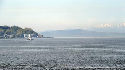 Seattle - Ferry to Bremerton, WA
