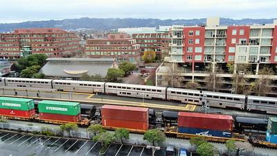 Emeryville, CA, to San Jose, CA - January 16, 2016