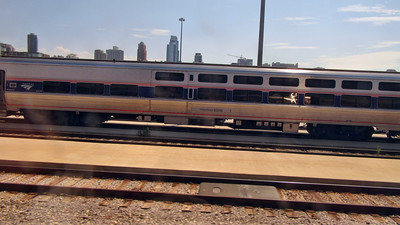 Amtrak's Lake Shore Limited June 13-14