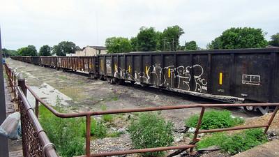 Amtrak's City of New Orleans June 2017