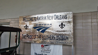 Amtrak's City of New Orleans June 2017