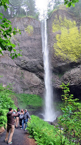 Multnomah Waterfalls Tour