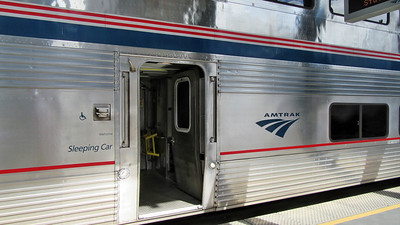 Amtrak's Empire Builder June 2017