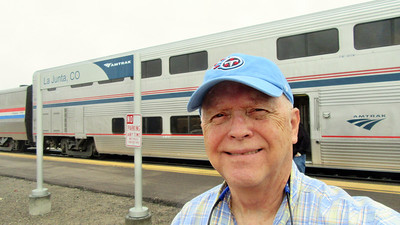 Amtrak's Southwest Chief Chicago to Albuquerque, NM