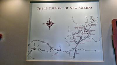 Old Town Albuquerque and Pueblo Cultural Center Museum