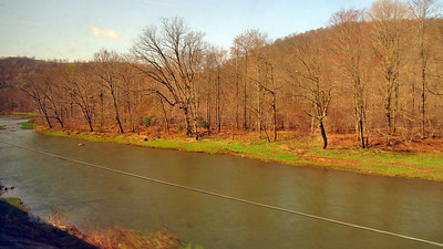 Amtrak's Capitol Limited Eastbound