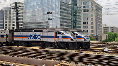 Washington, DC, and Amtrak's Acela Express