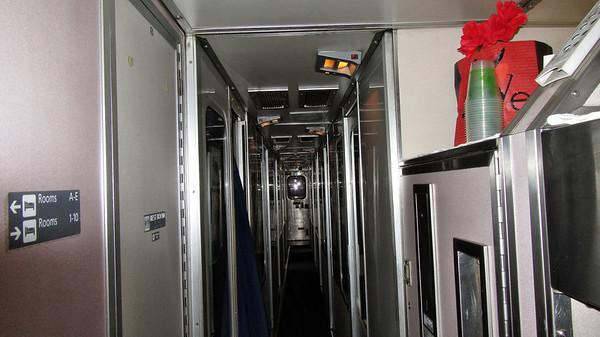 Amtrak's California Zephyr Westbound