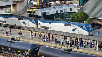 Amtrak California Zephyr - Eastbound