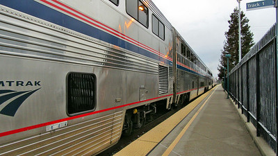 Amtrak California Zephyr - Eastbound
