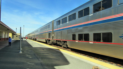 Amtrak's Coast Starlight
