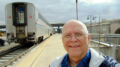 Amtrak's Southwest Chief Westbound