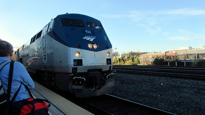Amtrak's California Zephyr Eastbound