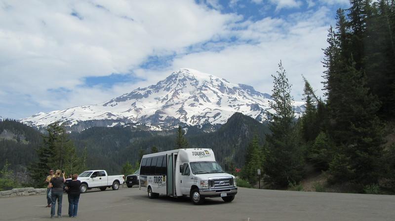 Mt Rainier National Park