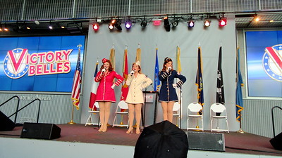 World War II Museum and the Victory Belles