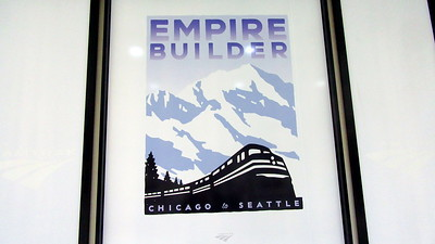 Amtrak's Empire Builder
