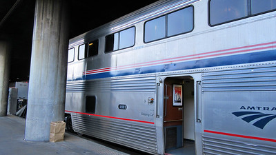 Traveling on Amtrak's Capitol Limited