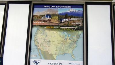 Traveling Amtrak's California Zephyr