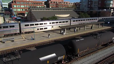 Amtrak's California Zephyr Mini Movie