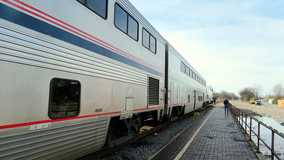 Chicago and Amtrak's City of New Orleans February 23-25