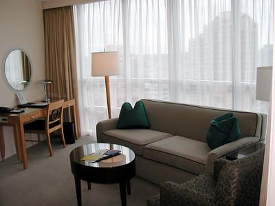 Suite In Westin Grand