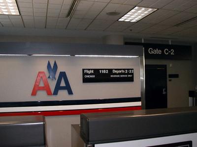 Departing Nashville