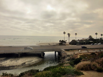 Amtrak's Pacific Surfliner to San Diego
