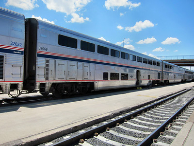 Amtrak's Southwest Chief L.A. to Chicago