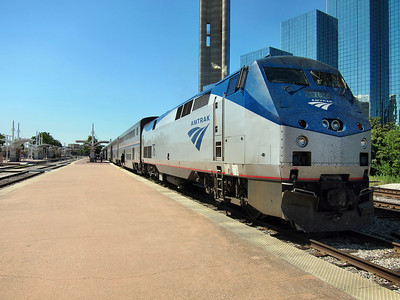 Amtrak's Texas Eagle/Sunset Limited Chicago to Los Angeles