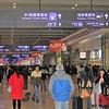 Shanghai Hongqiao station: Main Concourse
