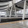 China High-speed Rail (HSR) CRH380CL-5828 at Beijing South (Beijingnan) station