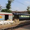 Indian Railways WDM-3A Class Locomotive No. 14012 and Parcel Coach at Bengaluru City KSR Station [SBC]