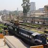 Indian Railways WDG-3A Class Locomotives No. 13030 and 13034 at Bengaluru City KSR Station [SBC]