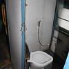 Indian Railways SL Sleeper Class Coach - 'Western-Style' Toilet