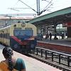 Indian Railways MEMU at Bengaluru City KSR Station [SBC].