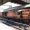 Indian Railways WDG-3A Class Locomotives No. 14974 & No. 13447 at Bengaluru City KSR Station [SBC]