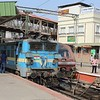 Indian Railways WAG-7 Class Electric Locomotive No. 27836 at Bengaluru City KSR Station [SBC]