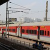 Indian Railways Coaches Kanniyakumari Express [16525] at Bengaluru City KSR Station [SBC]