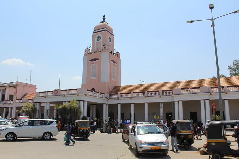 Indian Railways Mysuru Junction Station [MYS]