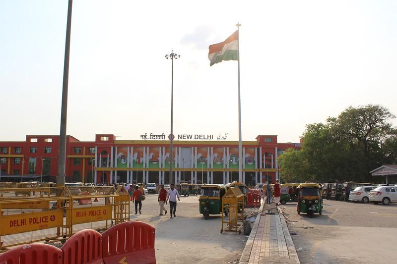 Indian Railways New Delhi Station [NDLS]