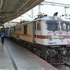 Indian Railways WAP-7i Class Electric Locomotive No. 30379 at Bengaluru City KSR Station [SBC]