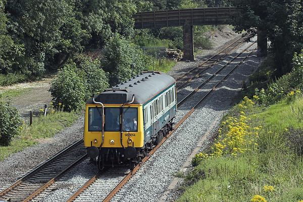 55022 Kings Sutton 24/7/2008 5Z13 1328 London Euston-Tyseley TMD