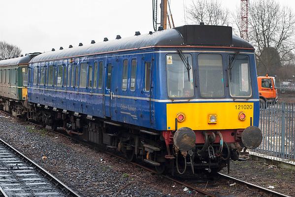 121020 Aylesbury 16/1/2006