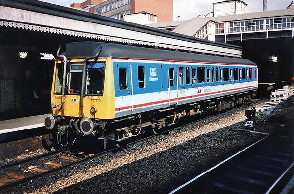 55028 London Paddington 21/5/1991
